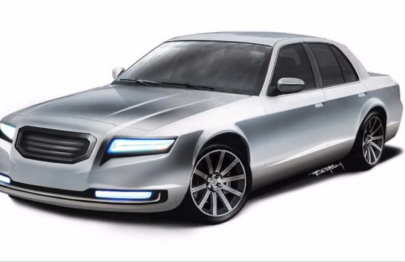 Ford Crown Victoria Redesign Imagines An Edgy New Interceptor