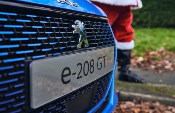Peugeot: 96% Of Brits Could Make Christmas Trip In EV On Single Charge