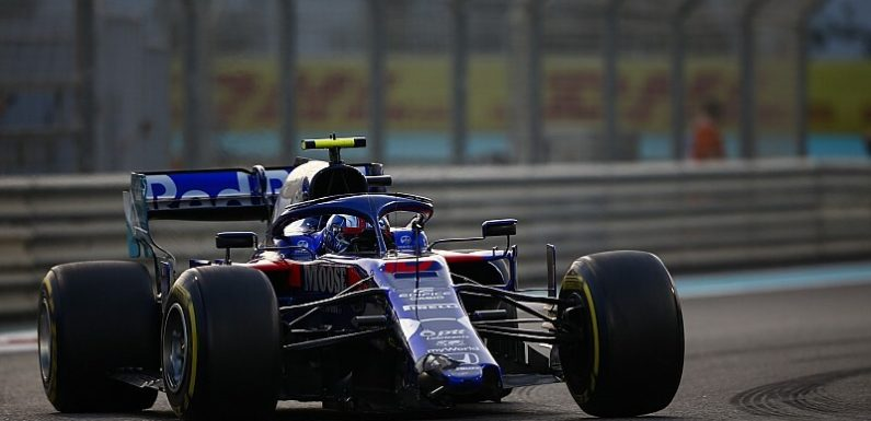 Gasly 'disgusted' by first-lap Stroll collision