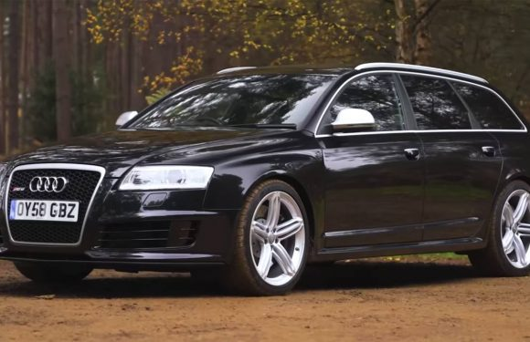 Watch: When the RS6 Avant Had Two More Cylinders and Less Aggressive Design