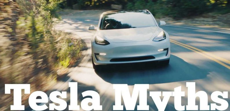 A Plethora Of Tesla Myths Exposed And Debunked