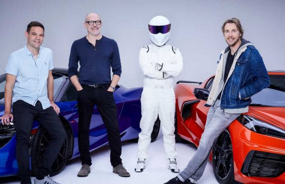 Top Gear America Returns This Spring With Three New Hosts