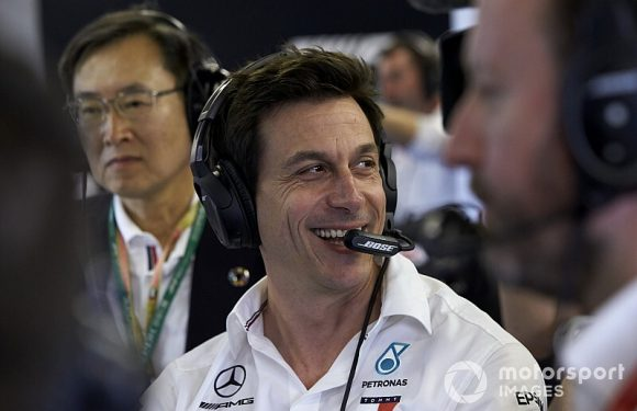 Wolff 'cannot imagine' a better place than Mercedes