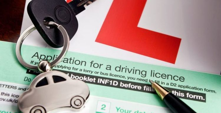 DVLA driving licence application – Motorists are missing out by forgetting this one thing