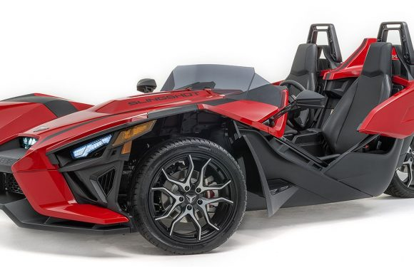 The New Polaris Slingshot Has a High-Revving Four-Cylinder