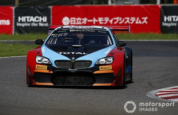 BMW firms up 2020 IGTC plans, one car for Bathurst