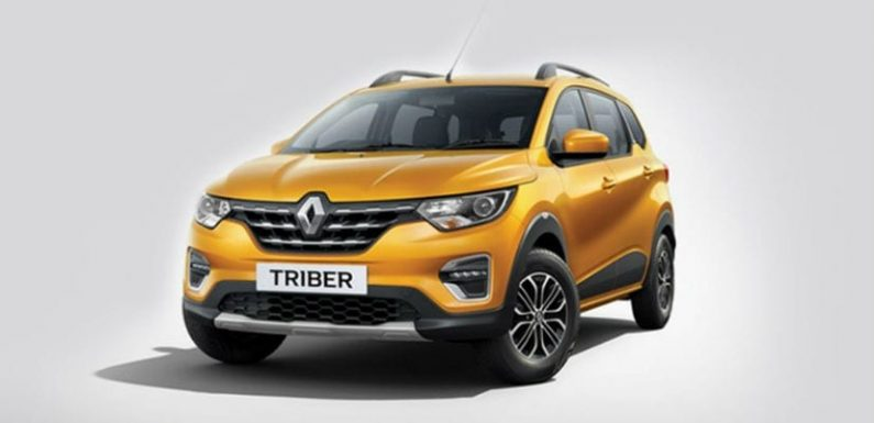 Renault Triber BS6 Launched In India; Prices Start At &#8377 4.99 Lakh