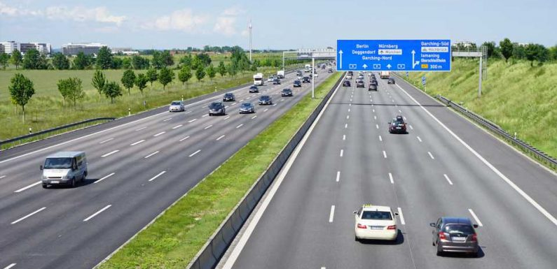 German Officials Restricting Autobahn Speeds Due to Heat Wave's Extreme Temperatures