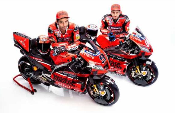 2020 MotoGP: Mission Winnow Ducati Team
