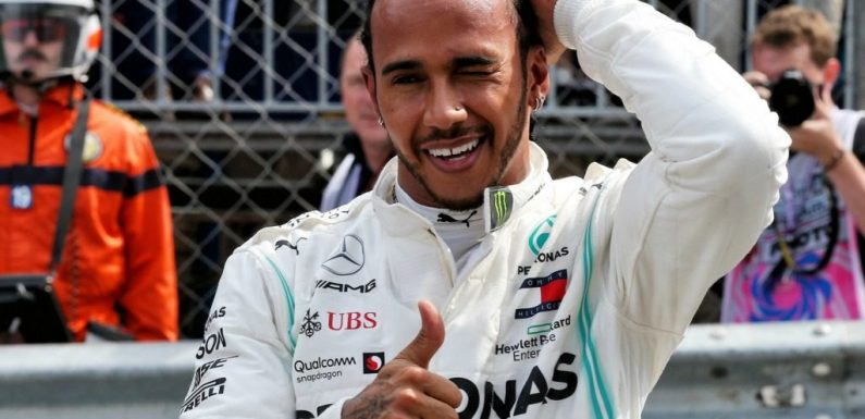 Lewis Hamilton: 'I'm going to be a machine this year'