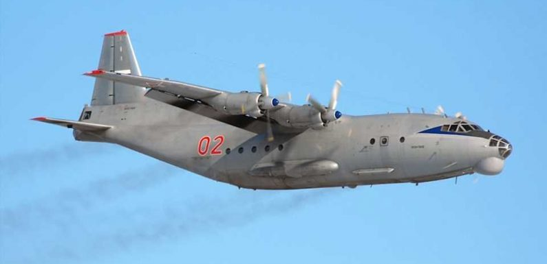 Russia Reportedly Developing Its Own AC-130-Like Gunship From Converted An-12 Cargo Planes