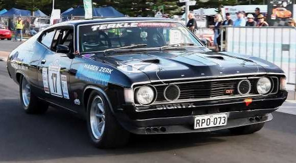 The Ford Falcon GT Is a True Australian V-8 Muscle Car
