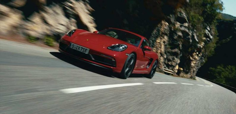 Porsche Drops Turbos, Brings Back the Flat Six, for New Boxster and Cayman GTS
