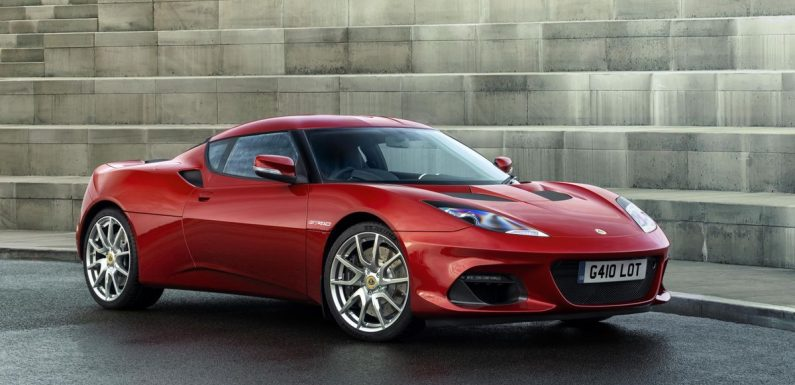 The Lotus Evora GT410 Is A Softer, Cuddlier Sports Car