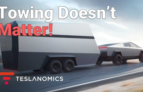 Does The Tesla Cybertruck's Towing Ability Really Even Matter?
