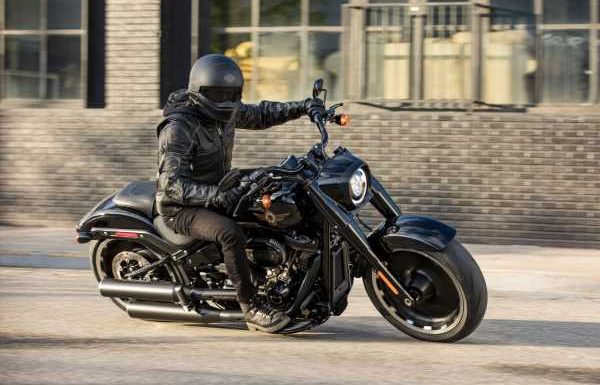 2020 Harley-Davidson Fat Boy 30th Anniversary – limited to 2,500 units worldwide, RM90,540 in US