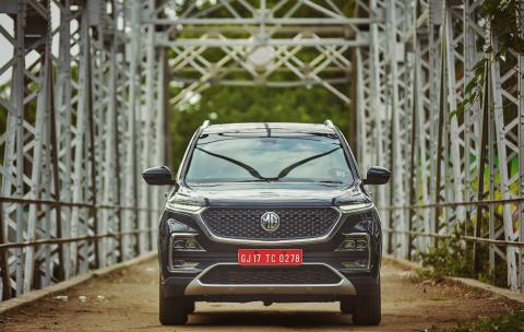 MG Hector bookings cross 50,000 mark in 8 months