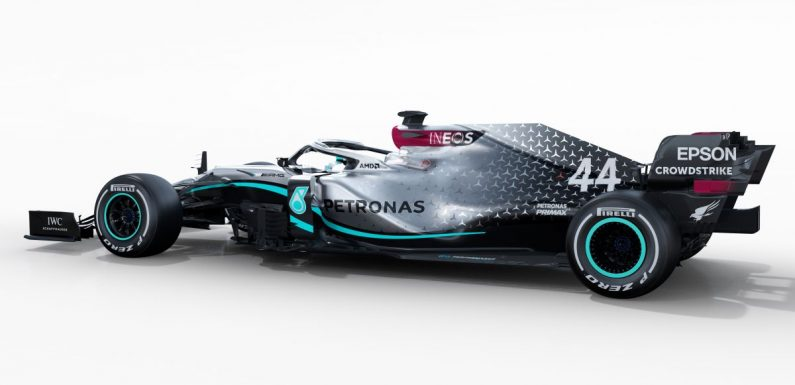Mercedes AMG Petronas F1 W11 EQ Performance debuts as team, Hamilton chase seventh titles in 2020