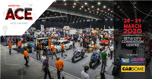 paultan.org ACE 2020 at Setia City Convention Centre next month – get the best deals on your next car!