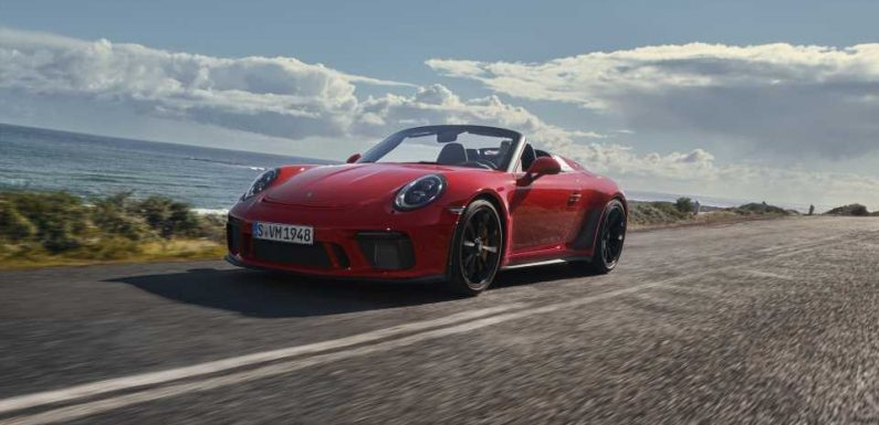 No More Than Two Identical Porsche 911 Sports Cars Are Built Every Year: Report