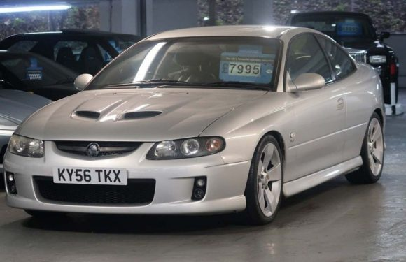 Celebrate Holden's Finest With An £8000 Vauxhall Monaro