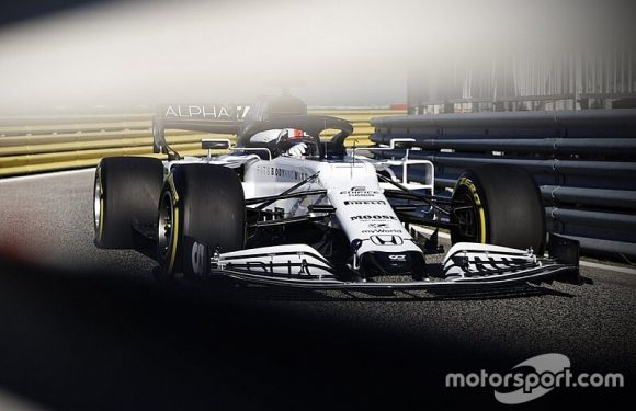 Gallery: F1 2020's new cars on track so far