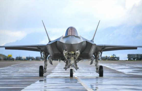 Pentagon Will Raid F-35 Spare Parts Budget To Help Pay For Kicking Turkey Out Of The Program