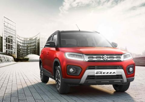 Rumour: Toyota-badged Vitara Brezza launch in April 2020