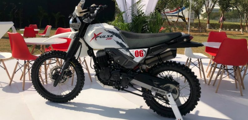 Hero XPulse Rally Kit Priced At &#8377 38,000