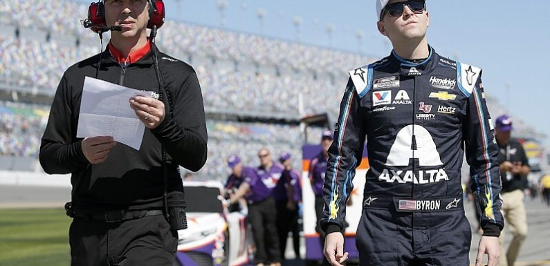William Byron: 'We just don't stop here' after Daytona Duel win