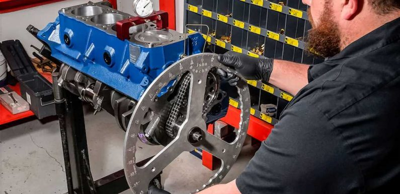 How to find true TDC Using a Degree Wheel and Piston Stop – Hot Rod