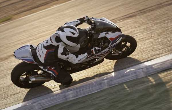 BMW Motorrad M Performance parts for the S1000RR