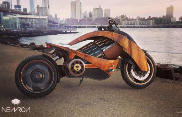 Newron EV-1 e-bike, RM288,000 – pre-order with refundable RM9,601 deposit, delivery in 2021