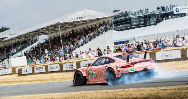 The Goodwood Festival Of Speed Has Been Postponed