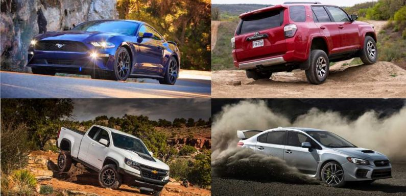 The Least Boring Cars, Trucks, and SUVs Under $45,000