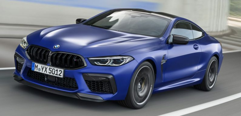 BMW M8 Competition Coupe now in Thailand, RM2.4m