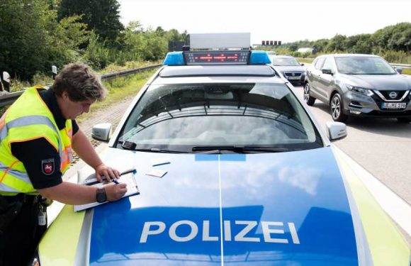 Eight-Year-Old Boy Takes Mom's VW Golf on 87-MPH Autobahn Joyride, Cops Let Him Slide