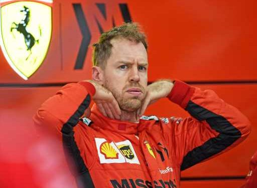 Sebastian Vettel offered new deal with drastic pay cut