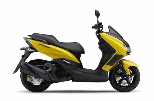 2020 Yamaha Majesty S 155 – for Japan market only?