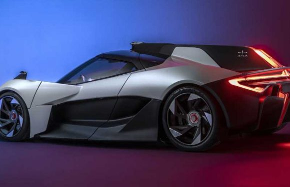 The Apex AP-0 Is a $195,000 Electric Sports Car That Weighs Less Than a Subaru BRZ
