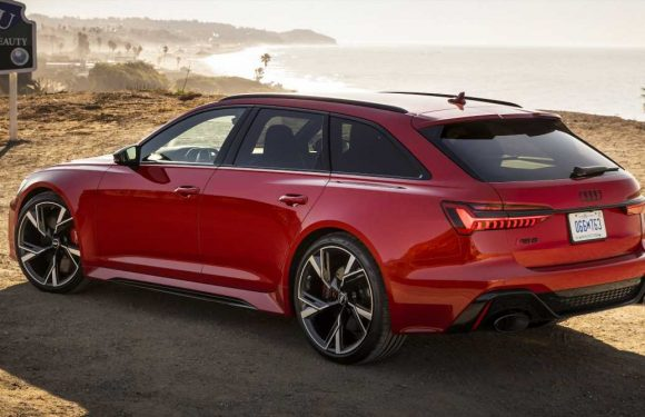 The 2020 Audi RS 6 Avant Is Cheaper Than the Mercedes-AMG E63 S Wagon and BMW M5
