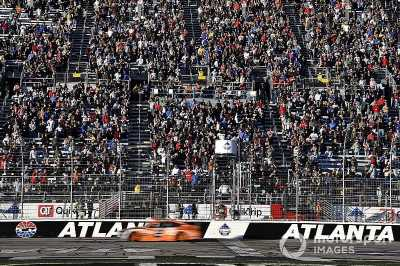 NASCAR to run Atlanta and Homestead races without fans