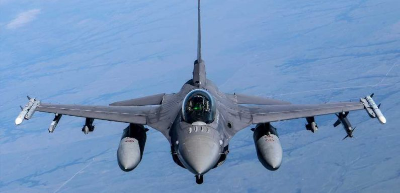 It's Official! Trump Admin Sends Taiwan F-16 Deal To Congress, Here's What's In It (Updated)