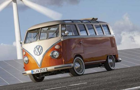 VW e-Bulli by eClassics Previews Our 'Gattaca'-Style Future