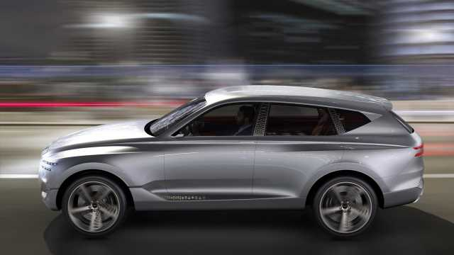 Genesis Expected To Electrify Entire Lineup: Trademarks Filed