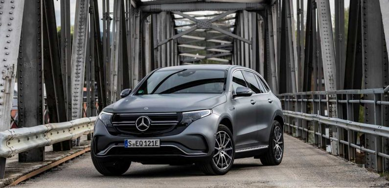 50,000 Mercedes-Benz EQC To Be Produced This Year