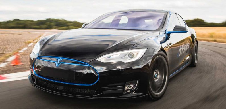 Electric Car Test Drives Rise In Popularity