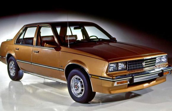 Cadillac Cimarron: A Quick Refresher On the Regrettable Caddy