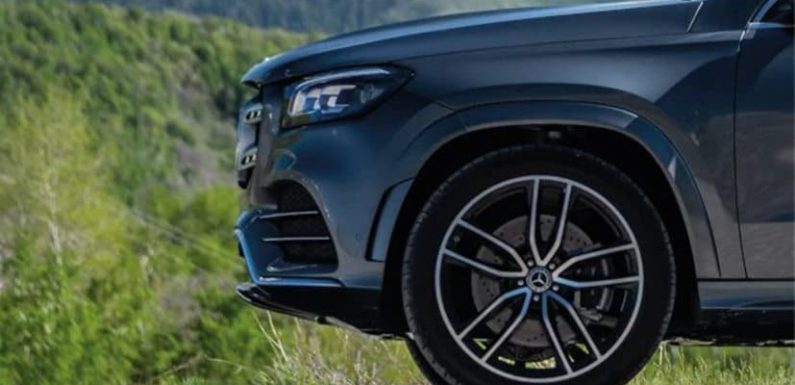 New-Gen Mercedes-Benz GLS Listed On The Company's India Website