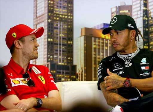 Hamilton and Vettel join list of drivers take wage cuts
